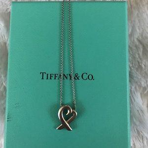 Tiffany & Co. Jewelry - Tiffany & Co. Paloma Picasso Loving Heart Pendant