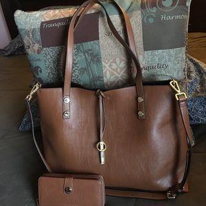 Calvin Klein Collection Handbags - Calvin Klein tote
