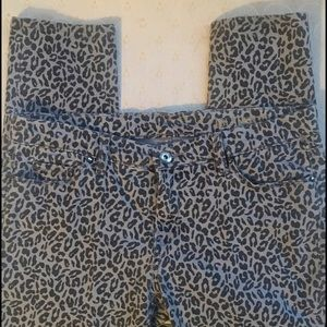 Blank NYC Denim - Blank NYC animal print jeans