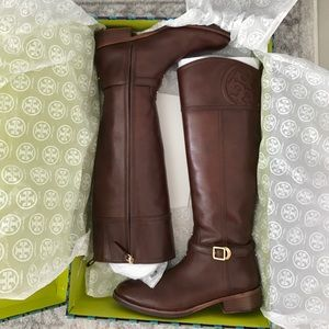 Tory Burch Shoes - Tory Burch Marlene Riding Boots
