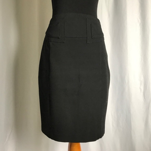Express Dresses & Skirts - Express black pencil skirt suit size 0