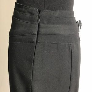 Express Skirts - Express black pencil skirt suit size 0
