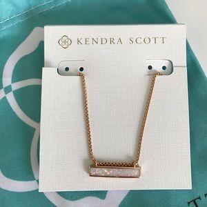 Kendra Scott Jewelry - Kendra Scott Leanor Bar Pendant Necklace
