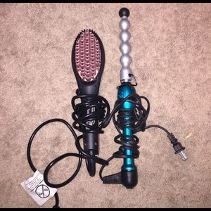 BedHead Accessories - Both products for sale. Never used .
