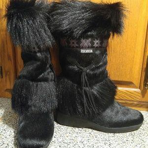 Tecnica Shoes - Tecnica Scandia fur boots