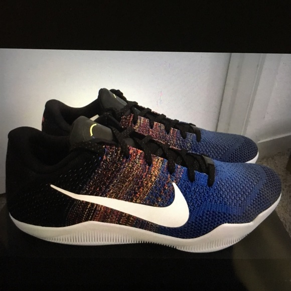 new product 4a914 3a1ee Kobe 11 BHM size 11.5
