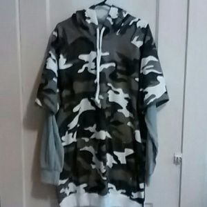 Mens Thermal Lined Hoodie