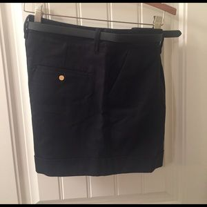 H&M Pants - H&M black pleated shorts NWT