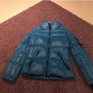 SAM. Jackets & Blazers - Blue winter jacket
