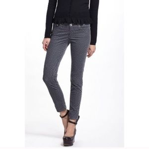 AG Adriano Goldschmied Pants - AG the Stevie ankle corduroy