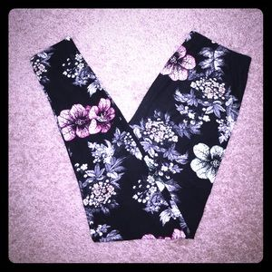 Other - Os floral leggings