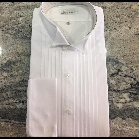 Shirts | New Mens Tuxedo Shirt Studs Or Buttons | Poshmark