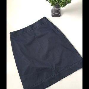 Brooks Brothers Dresses & Skirts - BROOKS BROTHERS Navy Pencil Skirt