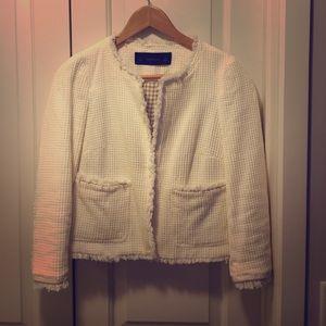 Zara Jackets & Blazers - Ivory Zara Blazer