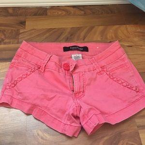 Freestyle Pants - Pink shorts