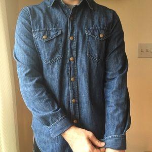 Billy Reid Other - Billy Reid Denim Work Shirt