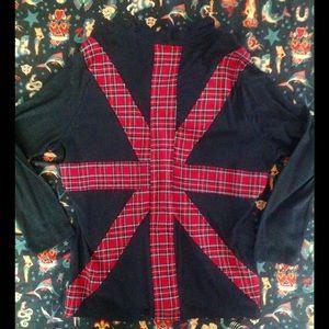 Tripp nyc Jackets & Blazers - Torrid Tripp Plaid Hoodie Jacket NWT
