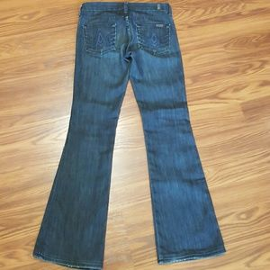 7 For All Mankind Jeans 26x32 A Pocket