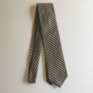 Billy Reid Other - Brown and tan Billy Reid made in the USA tie