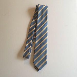 Billy Reid Other - Blue and yellow Billy Reid Italian silk tie