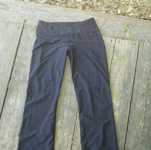 Calvin Klein Pants - Calvin Klein Yoga Workout Stretch Pants Black