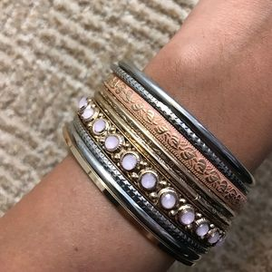 Forever 21 Jewelry - Bangle Set