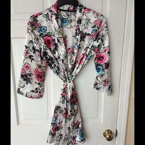 George Other - GEORGE STUNNING FLORAL ROBE