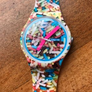 Swatch Accessories - Swatch Sprinkles Watch PRICE FIRM