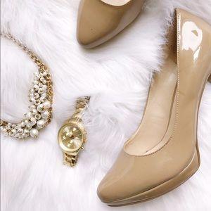 Nine West Shoes - Nude Heel🎀