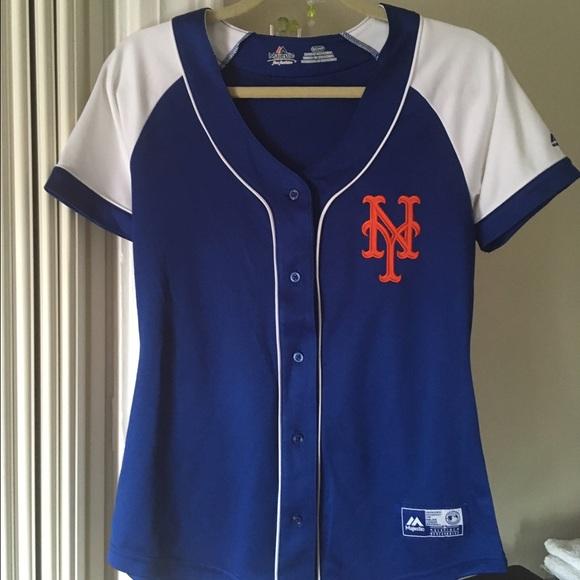 size 40 54fe8 6db55 Women's Mets Jersey - Small