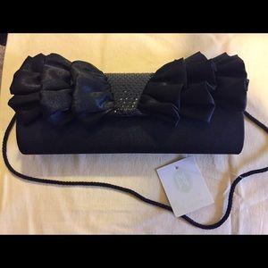 Jessica McClintock Handbags - NEW Jessica McClintock black bag