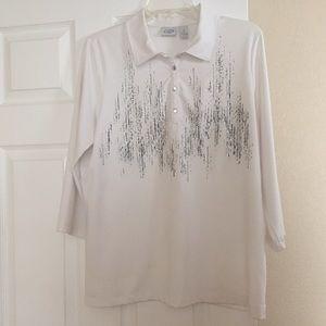 Chico's Tops - Chico's Zenergy Golf blouse