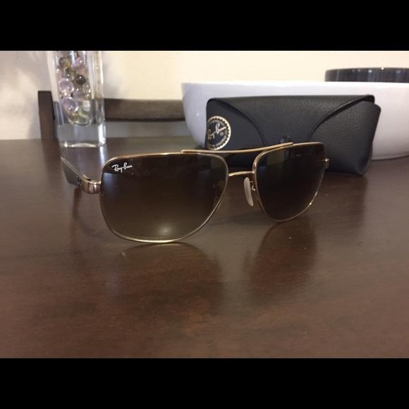 australia ray ban rb3483 highstreet polarized 004 58 sunglasses fb7e7  3dcdb  ebay ray ban sunglasses rb 3483 8b3c2 509f9 bd3b86d05d