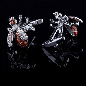 Queen Esther Etc Other - Men's Bee Cufflinks Wedding, Business