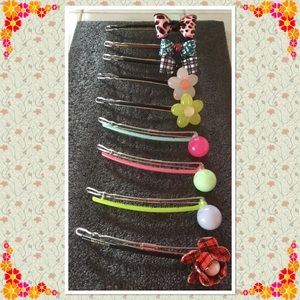 Mirabelle Accessories - Beautiful fashion candy color hair clip