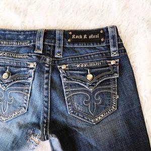 Rock Revival Denim - • Rock Revival • Celine Jeans