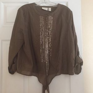 Chico's Tops - Chico's Blouse