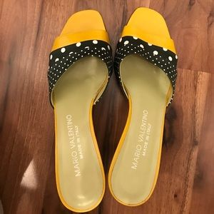 Mario Valentino Shoes - Mario Valentino Heeled Sandals