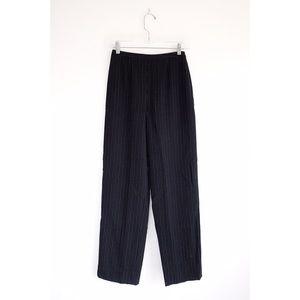 Giorgio Armani Pants - Giorgio Armani Black Label Wool Pants size IT 38