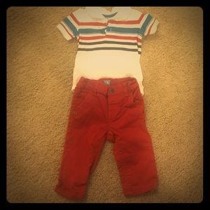 Baby gap 6-12 month outfit