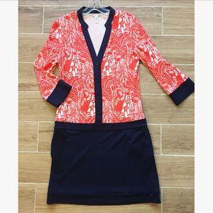 Diane von Furstenberg Dresses & Skirts - Diane Von Furstenberg size 10 drop waist dress