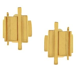 Louise et Cie Jewelry - NWT Gold Clip On Earrings