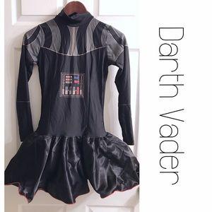 Star Wars Dresses & Skirts - Darth Vader Star Wars Tutu Costume Skirt Dress S