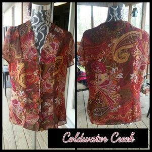 Coldwater Creek Tops - Gorgeous Coldwater Creek Top!