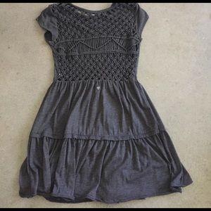 Billabong Macrame back dress
