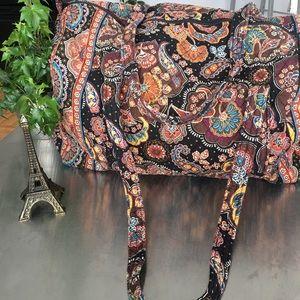 Vera Bradley Handbags - Vera Bradley Large Duffel Bag