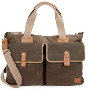 Andrew Marc Handbags - Marc New York by Andrew Marc Canvas tote