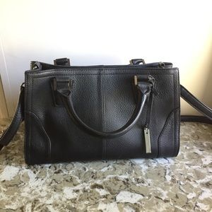T Tahari Handbags - T Tahari black satchel purse
