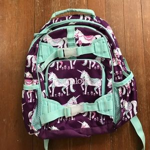 Pottery Barn Other - 🆕LISTING! Monogrammed PB kids backpack