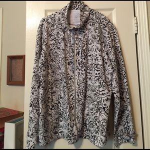Chico's Jackets & Blazers - Lightweight poly & spandex Zenergy jacket